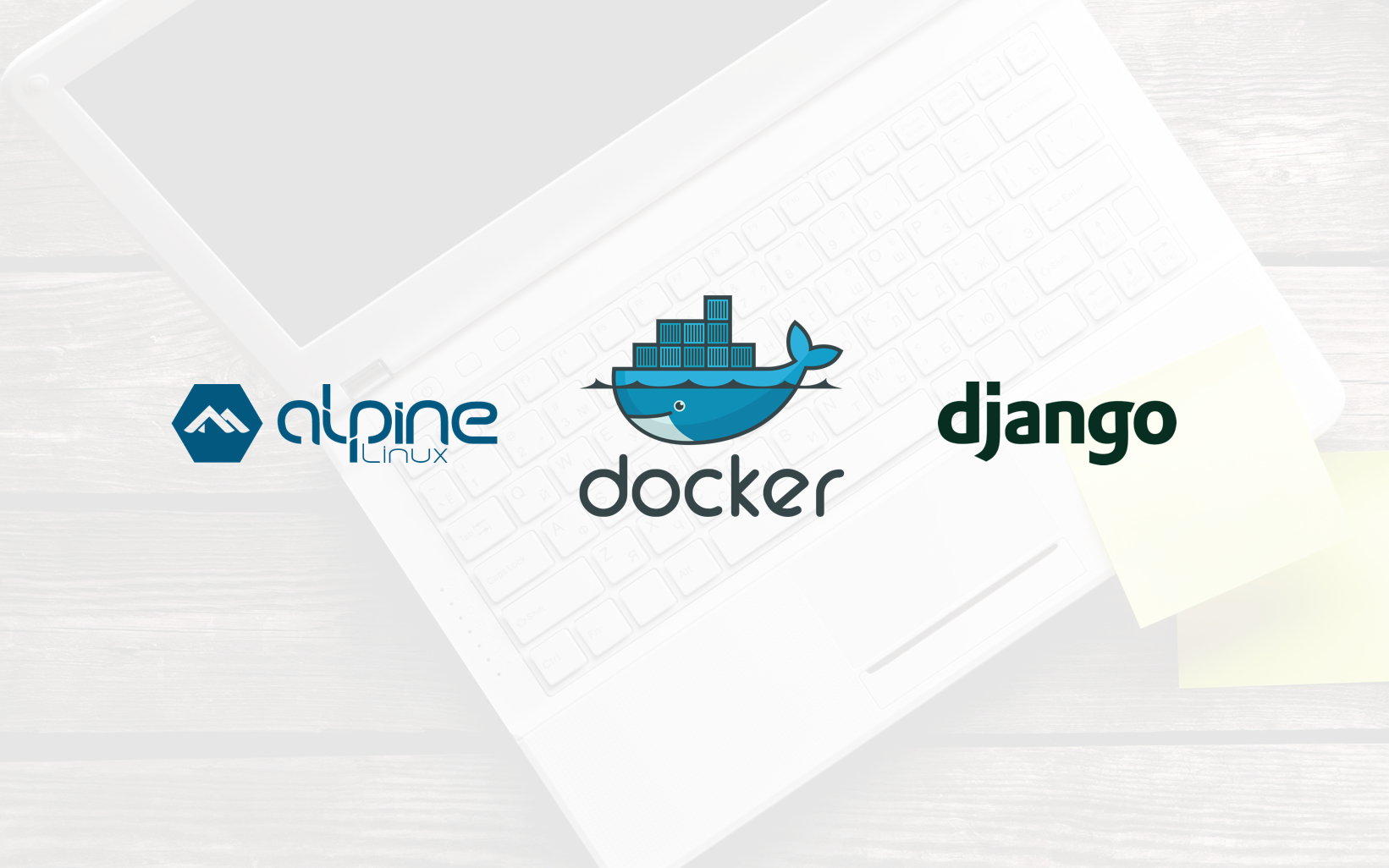 Docker Image – Production Django on Alpine – PandaTec